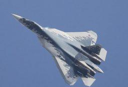 Son Dakika : Rusya'ya Ait Su-57 Savaş Uçağı İlk Kez Düştü