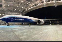 Boeing'in Yeni Modeli Uçuş İçin Hazırlanıyor