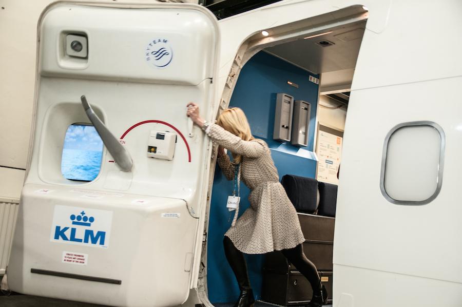 KLM-uçak-kapısı