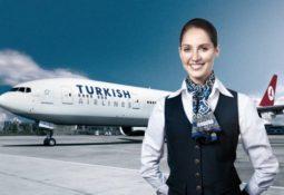 Uçak Host/Hostes Kabin Memuru Maaşları Ve Çalışma Şartları 2020