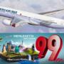 Türk Hava Yolları 99,99 TL'ye Yurt İçi İstediğin Yere Uçacak!