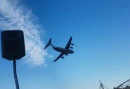Avustralya 2 Uçak Havada Çarpıştı!