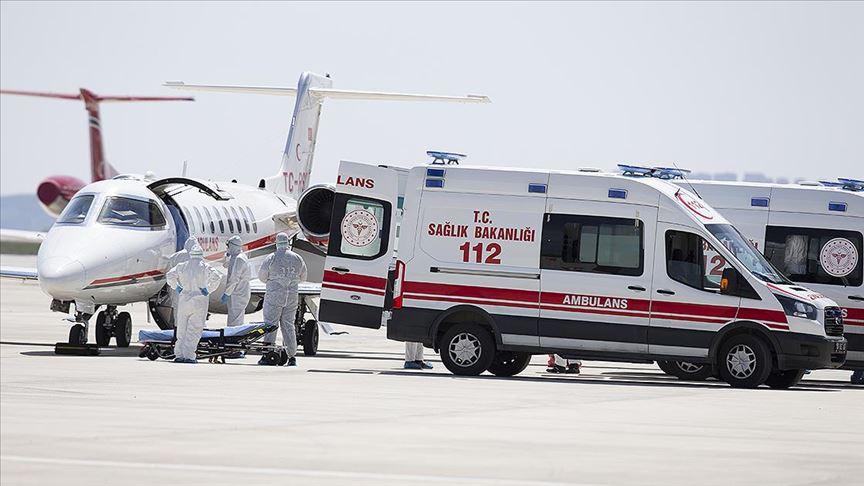 ambulansuçak