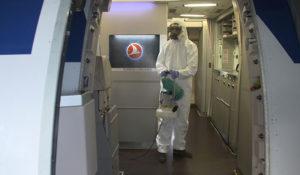 Uçaklarda Koronavirüse Karşı Alınacak Tedbirler Nelerdir?