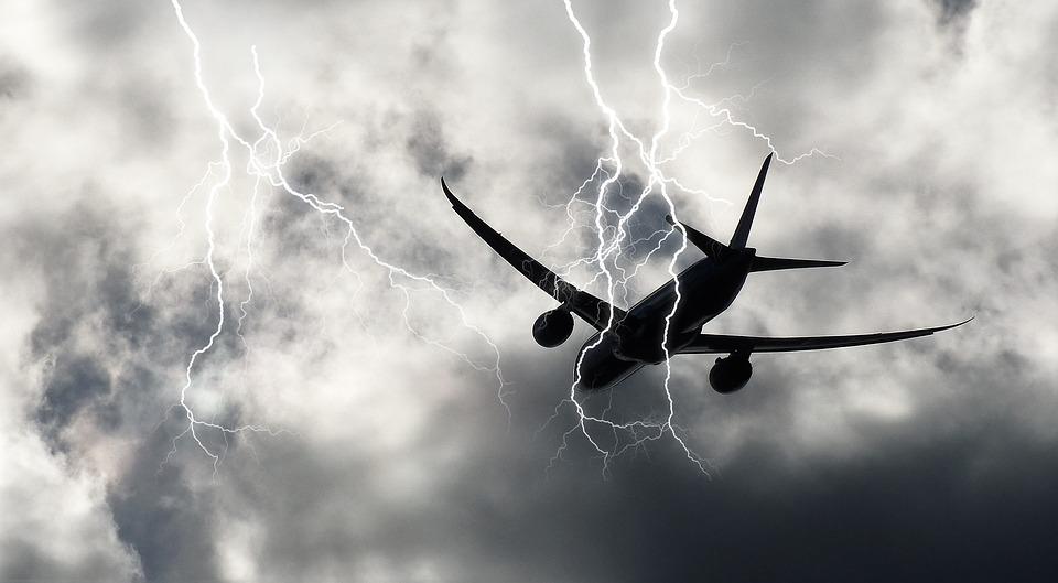 uçakfırtına