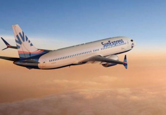 SunExpress, 4 Haziran'da Uçuşlara Başlıyor