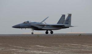 Düşen F-15'in Pilotu Ölü Bulundu!