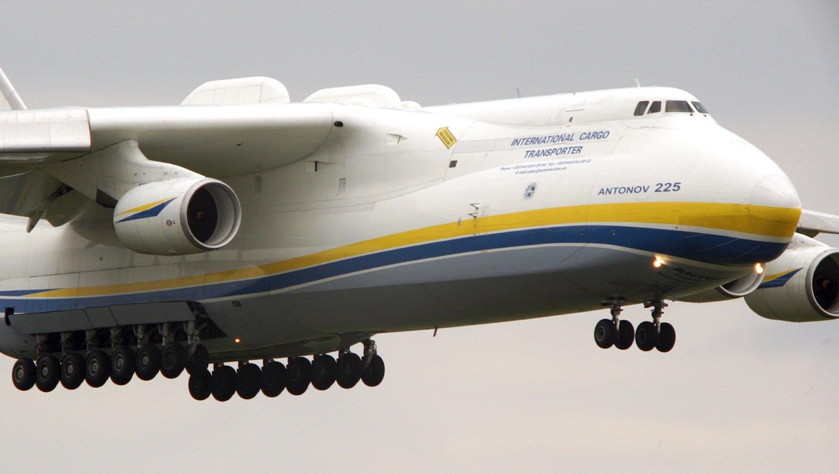 Türkiye An-225 Uçağı Yapabilir !