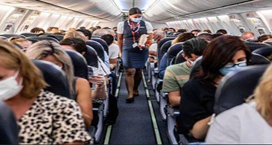 Uçakta Virüs Kapan Yolcuya Dava Hakkı !!