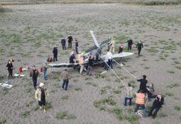 Uçak Kazasından Sağ Çıkmıştı! Beytullah Nart Hayatını Kaybetti