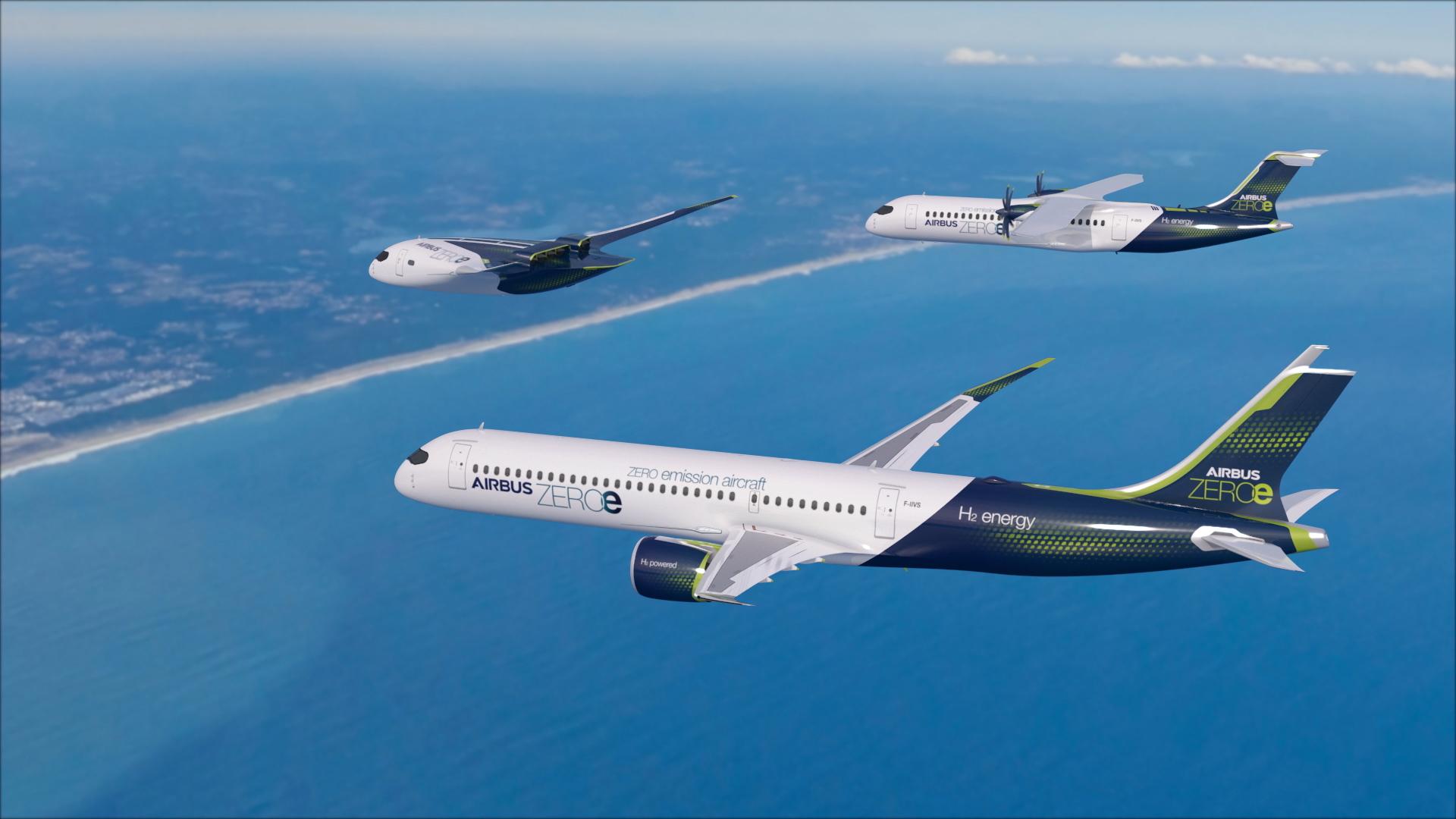 Boeing ve Airbus Yalnız Değil