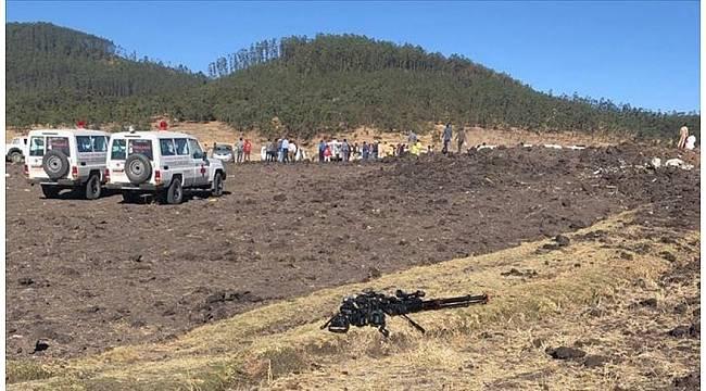 Etiyopya'daki Çatışmada 1 Savaş Uçağı Düşürüldü