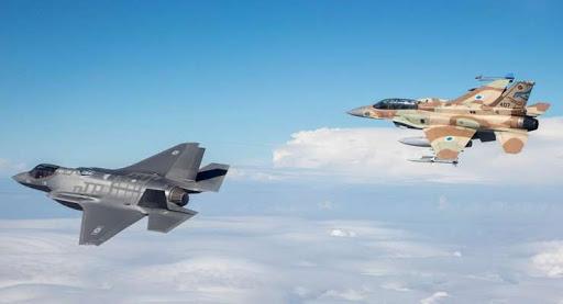 F35 savaş uçakları ile nükleer bomba testi