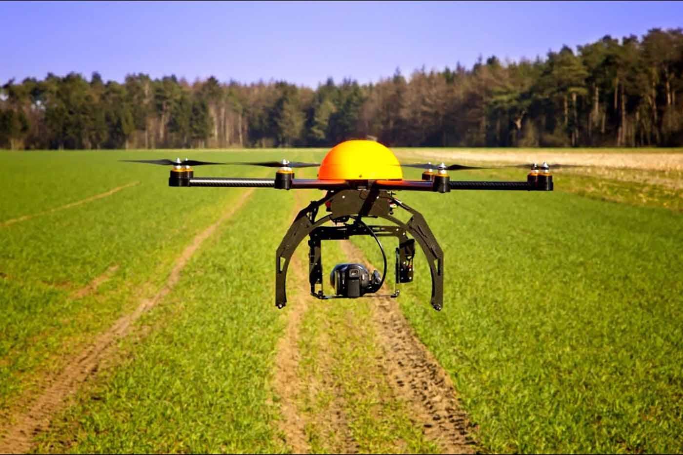 Fidan Diken Drone