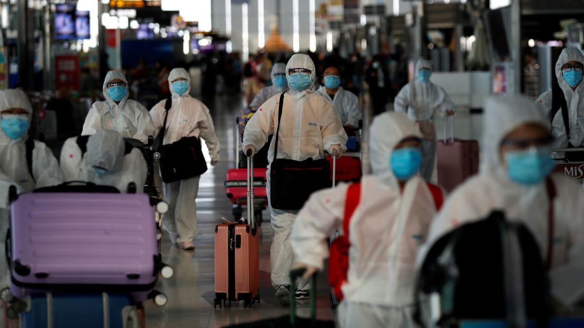 Uçuşlarda Korona Virüs Önlemleri