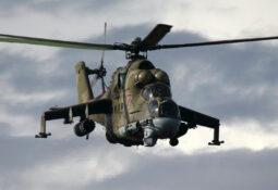 Azerbaycan Rus Helikopterini 'Yanlışlıkla' Düşürdü