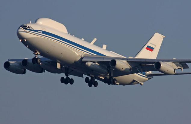 Rusya kıyamet uçağı