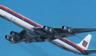 McDonnell Douglas DC-8-61F