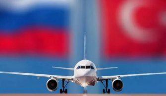 Rusya, Türkiye'ye Uçuşları 22 Haziran'da Başlıyor